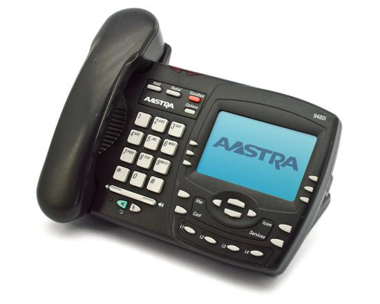 Aastra 9480i (35i) Black IP Display Conference Phone - Grade A