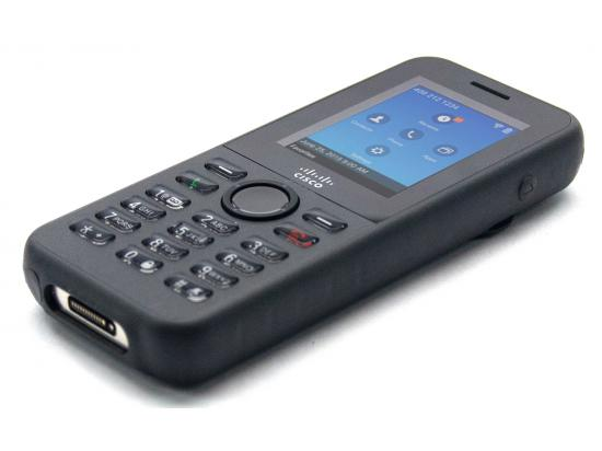 Cisco CP-8821-K9-BUN Black Wireless IP Phone with Battery (Bundle)