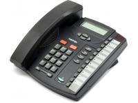 Nortel Aastra 9116 Black Single Line Caller ID Phone A1259-0000-10-05