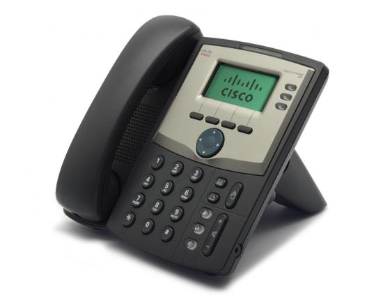 Cisco SPA303 Charcoal IP Display Speakerphone - Grade B