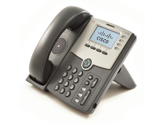 Cisco  SPA504G Charcoal IP Display Speakerphone