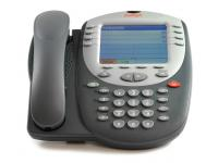 Avaya 2420 24-Button Black Digital Display Speakerphone - Grade B