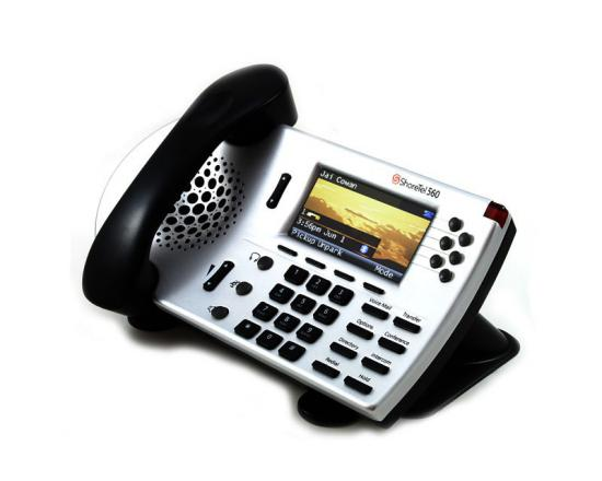 ShoreTel 560G Silver IP Display Speakerphone - Grade B