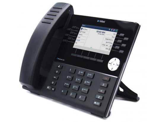 Mitel MiVoice 6930 Black 10-Button IP Color Display Speakerphone (50006769)