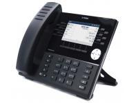 Mitel MiVoice 6930 Black 10-Button IP Color Display Speakerphone (50006769) - Grade A