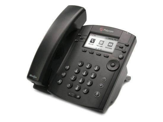 Polycom VVX 311 IP Display Speakerphone - Grade B