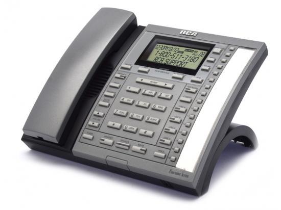 RCA G.E. Thompson 25404RE3 4-Line Speakerphone w/ Call Waiting/Caller ID