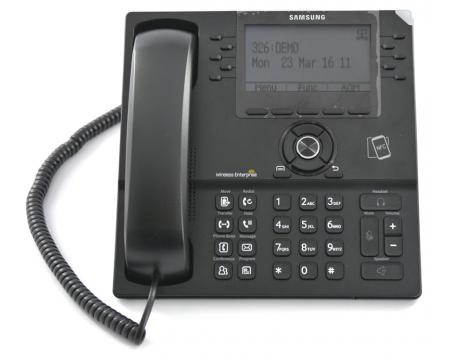New Samsung SMT-I5243D//XAR Color Display IP telephone With warranty!!