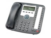 Cisco CP-7931G Charcoal 24-Button IP Display Speakerphone - Grade A