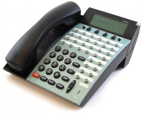 NEC DTU-32D-2 Black Display Speaker Phone (770052)