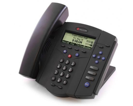 Polycom SoundPoint IP 430 PoE Phone (2200-12430-001)
