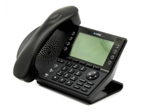 Mitel 480G Black Gigabit IP Speakerphone - Grade A