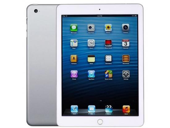 "Apple A1566 iPad Air 2 9.7"" Tablet 64GB - White & Silver - WiFi Only"
