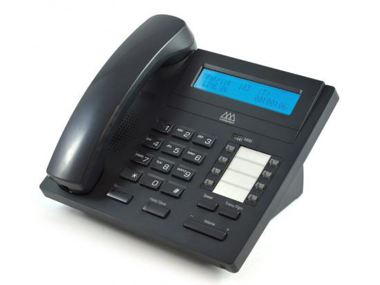 Vertical IP7008D Black IP Digital Display Speakerphone - Grade A