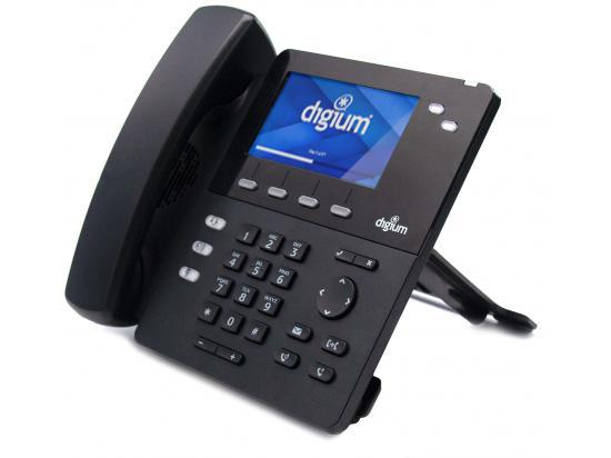 Digium D62 Black 2-Line Display VoIP Speakerphone (1TELD062LF)