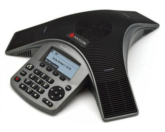 """Polycom SoundStation IP 5000 Conference Phone (2200-30900-025) """"Grade B"""""""
