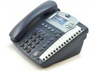AT&T 945 16-Button Titanium Blue Digital Display Speakerphone - Grade B
