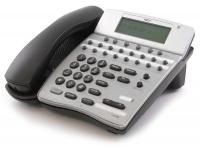 NEC DTH-16D-2 Elite IPK 16 Button Black Display Speakerphone  (780575, 785575) - Grade A