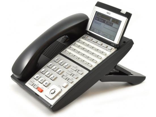 "NEC UX 5000 IP3NA-24TXH Black 30-Button Digital Display Phone (0910048) ""Grade B"""