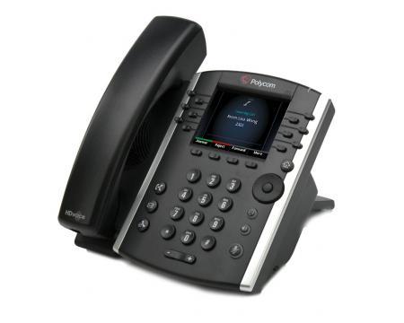 Polycom VVX 410 VoIP Phone (2200-46162-025)