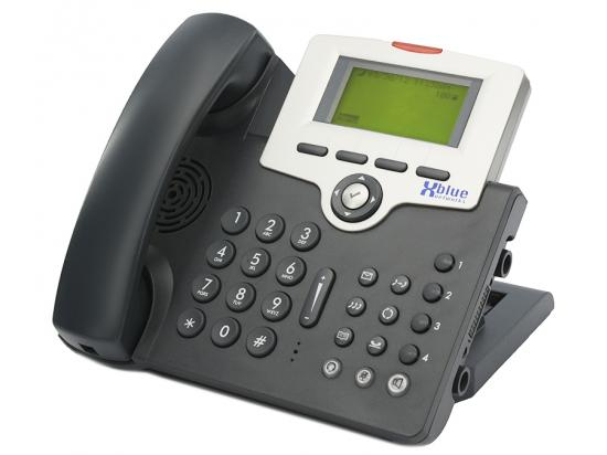 XBlue Networks X-2020 VoIP 6-Line LCD Telephone (47-9002)
