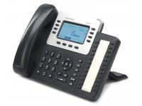 Grandstream GXP2124 Black IP Display Speakerphone - Grade A