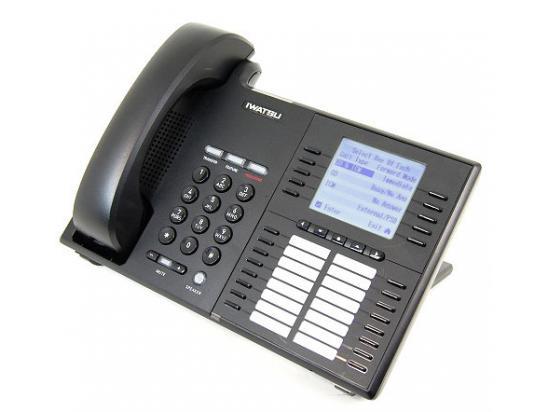 "IWATSU IX-5910 Black VoIP Telephone (505910) ""Grade B"""
