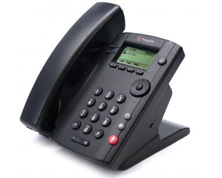 Polycom VVX 101 IP Phone (2200-40250-025)