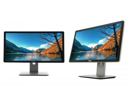 "Dell P2014H 19.5"" Widescreen LED LCD Dual Monitors - Grade A"