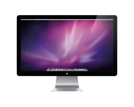 "Apple A1316 27"" Silver LED LCD Monitor - Thunderbolt - Grade B"