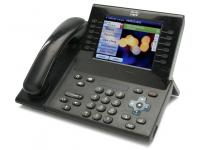 Cisco CP-9971 Charcoal Gigabit IP Video Speakerphone - Grade B