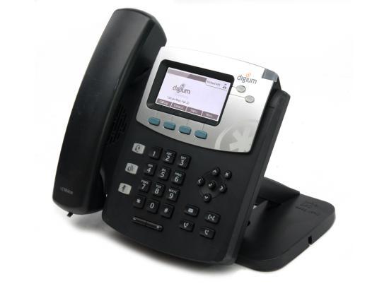 Digium D45 Black IP Phone