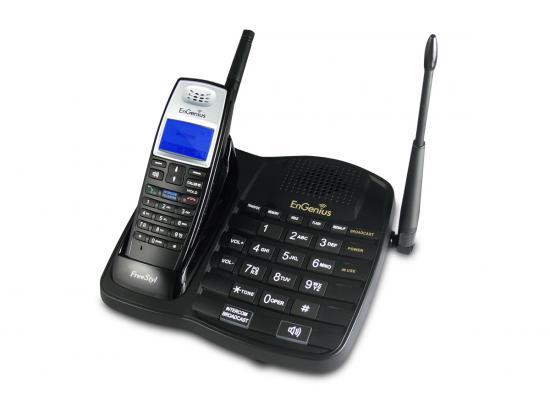 EnGenius FreeStyl 1 System- Long Range Cordless Phone FREESTYL1