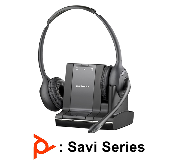 Savi Series Headsets
