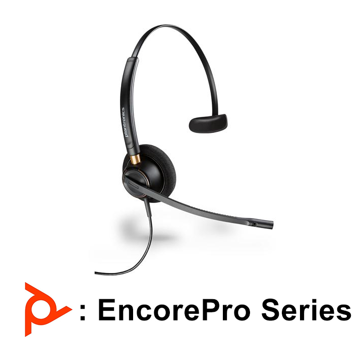 EncorePro Series Headsets