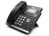 "Yealink T41S Black 10- Button Corded 6-Line IP Desk Phone  ""Grade B"""