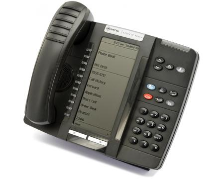 Mitel 5320e IP Dual Mode Large Display Gigabit Phone (50006474)