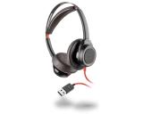 Plantronics Blackwire 7225 Black USB-A Stereo Headset