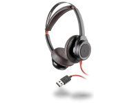 Plantronics Blackwire 7225 Black USB-A Stereo Headset