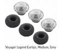 Plantronics Medium Spare Ear Tip Kit for Voyager CS & UC