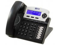 "XBlue Networks X16DTE 6-Line Digital Display Speakerphone Charcoal (1670-00) ""Grade B"""