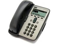 Cisco Unified CP-7912G Charcoal IP Display Phone - Grade B