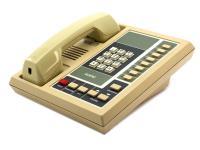 Executone Isoetec EZ-1 14KE 80700-4 14-Button Ash Phone - Grade A