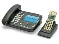 Aastra 9480i CT 12-Button Black IP Phone W/Cordless Handset - Grade A