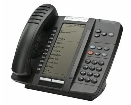 "Mitel 5320e Dual Mode Backlit Large Gigabit Phone (50006634) ""Grade B"""