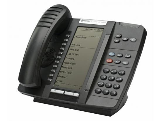 Mitel 5320e Dual Mode Backlit Large Gigabit Phone (50006634) - Grade B