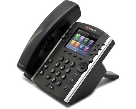 """Polycom VVX 400 IP Phone (2200-46157-025) """"Grade B"""""""