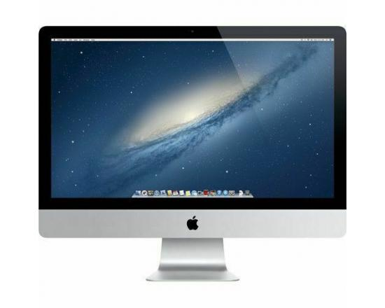"Apple iMac A1418 21.5"" Widescreen AiO Intel Core i5 (4570R) 2.7GHz 8GB DDR3 1TB HDD"