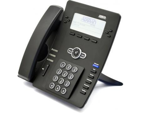 Adtran IP706 Black IP Display Speakerphone - Grade A