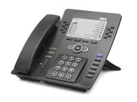 Adtran IP712 12-Button Black IP Display Speakerphone - Grade B
